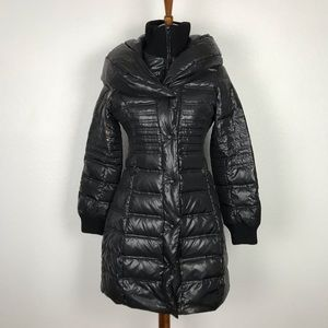 Nicole Miller NY Quilted Puffer Lined Jacket